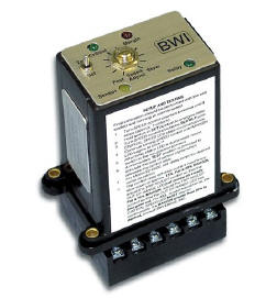 Tac-Switch, Single Channel Speed Switch